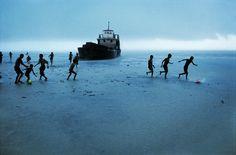 Steve McCurry, also a baller