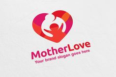 Mother Love Logo by @Graphicsauthor