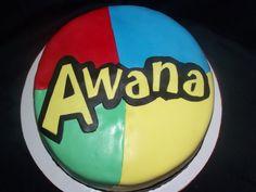 AWANA cake