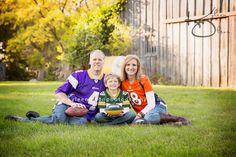 Southern Minnesota Family Photographer Football Photos  www.kyleenolsonphotography.com