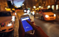 uber taxi florida number