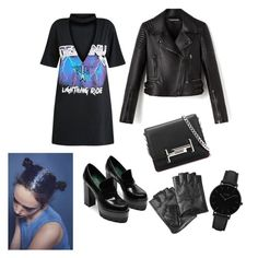 """""""Make it rock 🌟"""" by gouldxobrien on Polyvore featuring Tod's, CLUSE i Karl Lagerfeld"""