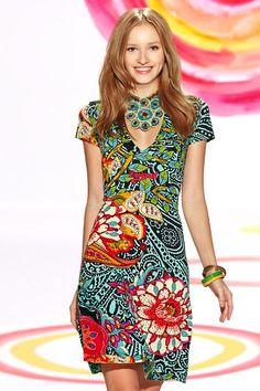 Desigual moda donna primavera estate 2014: Catalogo fotografico