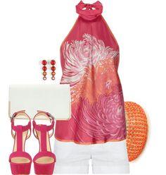 #Casual summer fashion. #women's fashion. #style