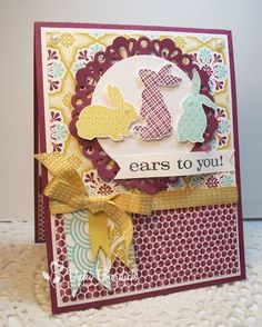 It's a Stamp Thing: Sweet Sunday....Ears to You!