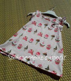 Little girl sweet dress