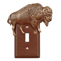 Buffalo Steel Switch Covers
