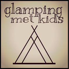 Glamping met kids: de leukste websites #vakantie #leukmetkids