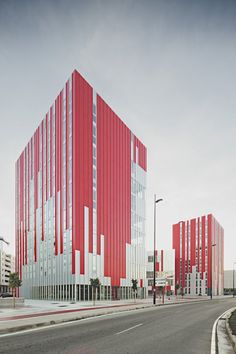 Sharing Blocks - A project by Guallart Architects (Gandìa - Spain)