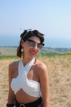 #ootd #outfitoftheday #lookoftheday  Come vestirsi al Summer Jamboree: 3 look in stile anni 50 http://www.closeupblog.com/archives/2395Summer-Jamboree-2015-look-moda-vestiti