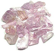 Kunzite Crystal has a high vibration that heals relationships & releases negative feelings. Helps to lift your mood, releases negative feelings, relieves panic & fear. Helps love to fill your life.