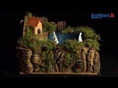 Cisnes en agua movimiento 12x18   venta online en HOLYART