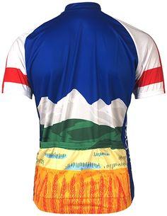 Alberta Cycling Jersey. Cycling Wear ... 28e734a2c
