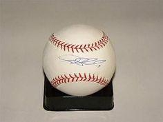 JP Arencibia autographed baseball BLUE JAYS COA Memorabilia Lane & Promotions