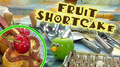 Funny Fru Shortcake 🍏 Let's cook with Funny Fru! 😃