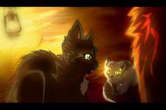 Ravenpaw's Story. by kirawo.deviantart.com on @DeviantArt