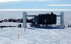 IceCube neutrino detector is running hot
