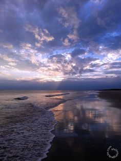 Lucky Enough to Live by the Sea, Oak Island North Carolina