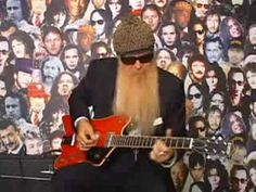 Billy Gibbons Guitar Lesson Video (+playlist) yeah thats right angelas father
