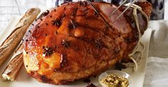 Spice up the Christmas ham with some Asian flavours for something a little more interesting this year.