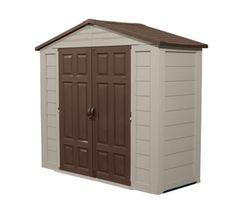 Suncast 7 1/2' x 3' Mini Storage Building for Aug 20, 2012