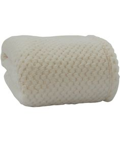 Buy Clair de Lune Honeycomb Blanket - Cream at Argos.co.uk - Your Online Shop for Nursery blankets and quilts.