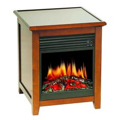 Found it at Wayfair - Novelle Electric Fireplace | Ideas for the ...
