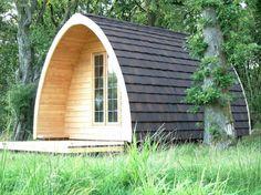 Case in legno da giardino (Foto) | Designmag