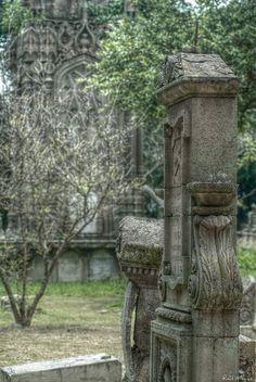 Tumbas en el Panteon de Belen, Guadalajara, Jalisco, Mexico