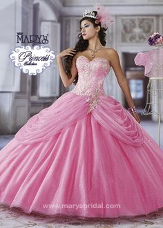 Mary's Quinceanera Dress