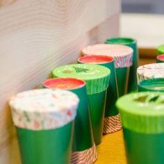 Calendrier de l'Avent Sapin DIY - Annikids, le blog Desserts, Blog, Diy, Advent Calendar, Mussels, Fir Tree, Children, Noel, Tailgate Desserts
