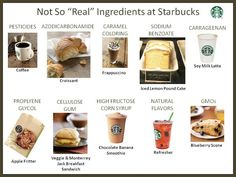 That morning coffee isn't doing you any favors! Top 5 Ways To Get Sabotaged at Starbucks on http://foodbabe.com