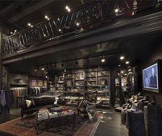John Varvatos Boutique - Detroit