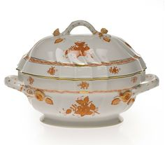 Herend Chinese Bouquet Tureen on shopstyle.com