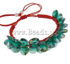 Pulseras de Cristal Estilo Shamballa, http://www.beads.us/es/producto/Pulseras-de-Cristal-Estilo-Shamballa_p54844.html