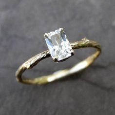 Rocks on rocks on rocks: Engagement Ring Eye Candy - Wedding Party