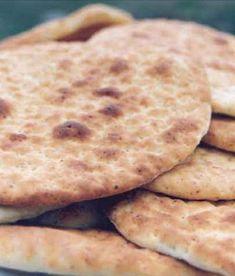 Bröd att baka: Ärtbulla - flatbröd från Dalarna