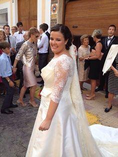 Vestido de novia La Bohème 1994