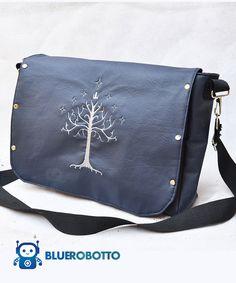 Gondor Messenger bag by BlueRobotto on Etsy