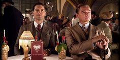 The Great Gatsby Trailer Baz Luhrmann's The Great Gatsby movie trailer 2 stars Tobey Maguire, Leonardo DiCaprio, Carey Mulligan, Joel Edgerton, Jay Gatsby, Gatsby Man, Gatsby Style, Gatsby Party, 1920s Style, Men's Style, 20s Party, Goth Style, Style Icons