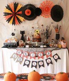 551f3a604d Set up a Halloween Chocolate Bar Party and enjoy lots of chocolate and  sweet treats