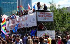 Życia nie można powtórzyć: Parada Równości 2016, Łeba i Gdynia