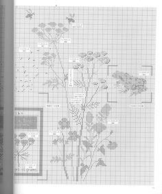 Cross stitch by Kazuko Aoki