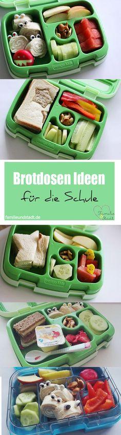 Bento Brotdose Ideen für Kinder, Schule, Lunchbox Ideen, Kids
