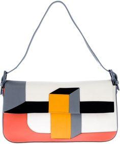 FENDI 3d Baguette Bag - Lyst Handbags Nz 0c77f1b8ef400