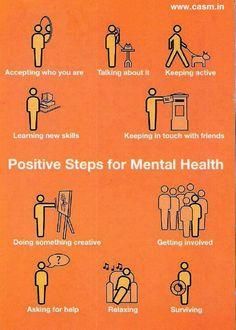 Positive Steps for Mental Health