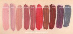 careline liquid lipstick Makeup Set, Beauty Review, Red Lipsticks, Soft Suede, Liquid Lipstick, Makeup Yourself, Swatch, Bloom, Fallow Deer