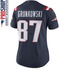 Ladies Nike Rob Gronkowski Color Rush Limited Jersey-Navy 112e1a620bf3c