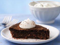 impossible choc... Impossible Chocolate Coconut Pie Recipe