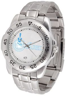 Citadel Bulldogs Steel Sports Watch